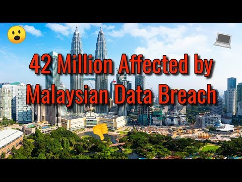 Malaysian Data Breach Affects 42 Million Citizens! ~ Hacker Daily 11/2/17