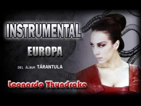 Europa - Mónica Naranjo [Instrumental] por Leonardo Thundrake