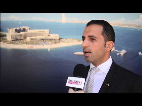 Mouhamad Hadla, hotel manager, Rixos The Palm, Dubai