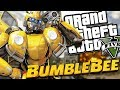 THE NEW BUMBLEBEE MOVIE MOD (GTA 5 PC Mods Gameplay)