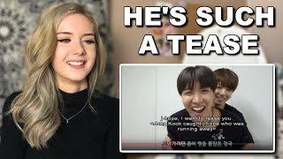 BTS Jungkook bullying his hyungs (this boy) // ItsGeorginaOkay