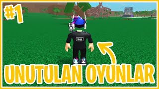 😢, #1 THE FORGOTTEN LEGEND GAMES !! 😢 / Roblox Lumber Tycoon 2