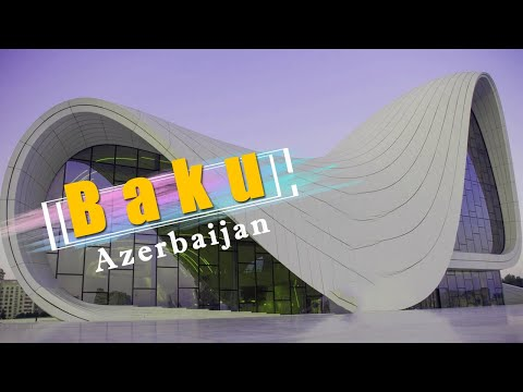 Baku Azerbaijan Travel VLOG - The Next Dubai