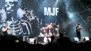 "Cypress Hill  ""Armada Latina""  Milano 12/07/2011"