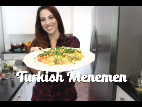 How To Make Perfect Eggs - Turkish Menemen || Cook Like A World Traveler