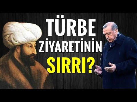 Erdoğan Referandum Hemen Sonra Fatih'in Türbesini Neden Ziyaret Etti?