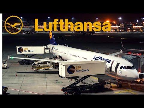 FLIGHT REPORT / LUFTHANSA A321 / FRANKFORT - PRAGUE