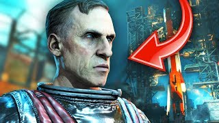 TREYARCH'S 7 YEAR OLD UNEXPLAINED MYSTERY: RICHTOFEN'S SPACE SUIT IN ASCENSION! (Zombies Chronicles)