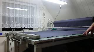 видео Раскройный нож: использование в швейном производстве