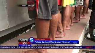 Berita Kriminal Sepanjang Hari Selasa 21 Agustus 2018-NET5