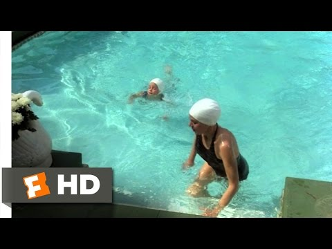 Mommie Dearest (4/9) Movie CLIP - Racing A Child (1981) HD