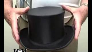 Folding Top Hat