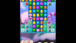Candy Crush Friends Saga Level 73 - NO BOOSTERS 👩‍👧‍👦 | SKILLGAMING ✔️