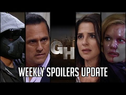 General Hospital Gh Weekly Spoilers Update For September 18th