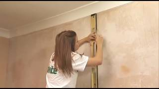 How to: prepare the walls - plumbing