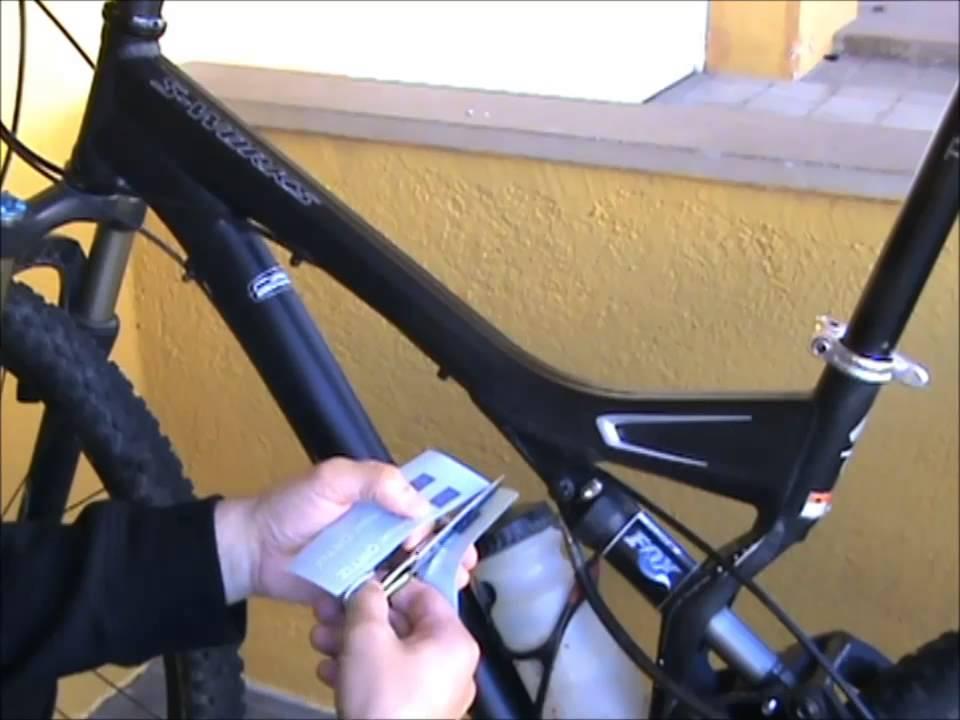 Artesanato Russo ~ Como instalar un vinilo en la bicicleta YouTube