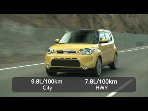 2017 Kia SOUL Expert Review from Canadian Black Book