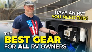 ESSENTIAL GEAR for All RV Owners - Power, Water, Sewer, and More!