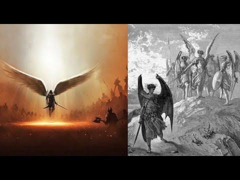 El Libro de Enoc - Ángeles Caídos y Nefilim o Gigantes - En HD 720pp