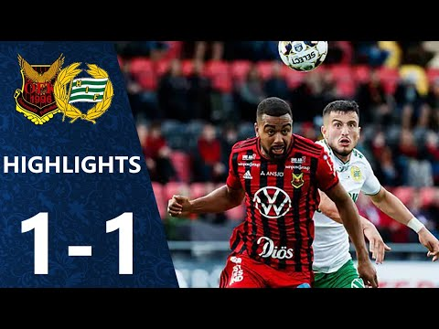 Ostersunds Hammarby Goals And Highlights