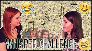 Whisper Challenge | Шептальня | У МЕНЯ ИСТЕРИКА :D
