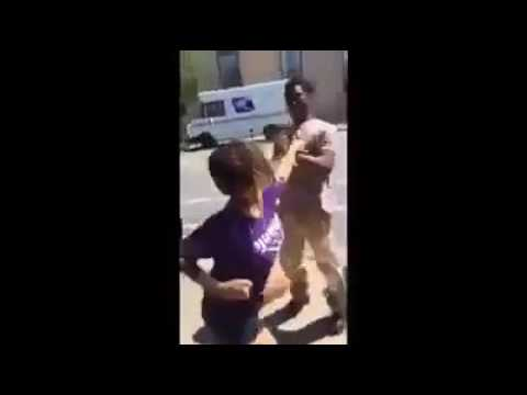 Download Man vs woman fight gone viral #fight #viral