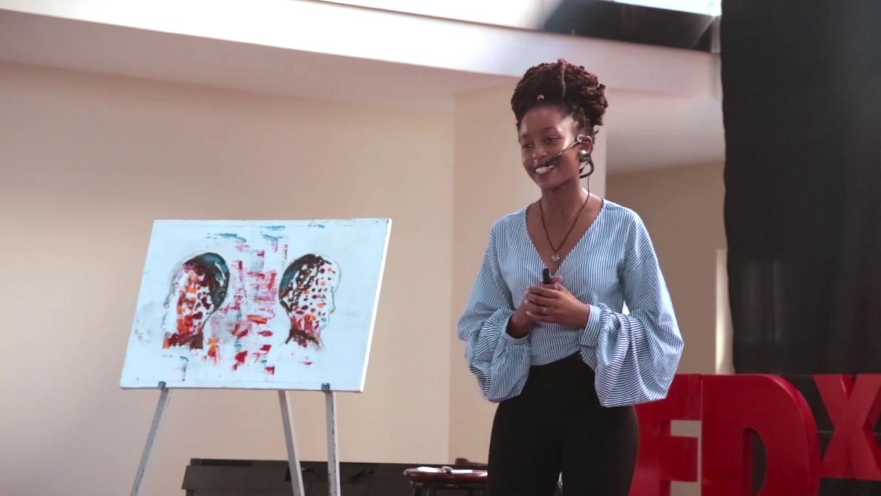 Find Your Pallet Knife | Sharon Muchina | TEDxYouth@AKAMombasa