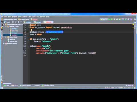 Python Reverse Shell Tutorial - 14 - Creating an Executable exe File