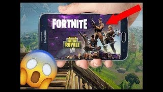 Official How downloaded fortnite apk obb on Android for free