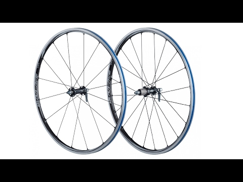 Shimano Dura Ace 9100 C24 Clincher Wheelset Unboxing