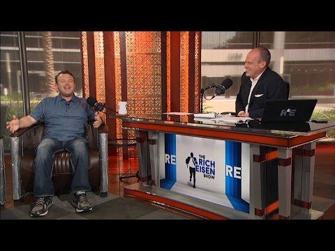 Comedian Frank Caliendo visits The Rich Eisen Show - 6/24/16
