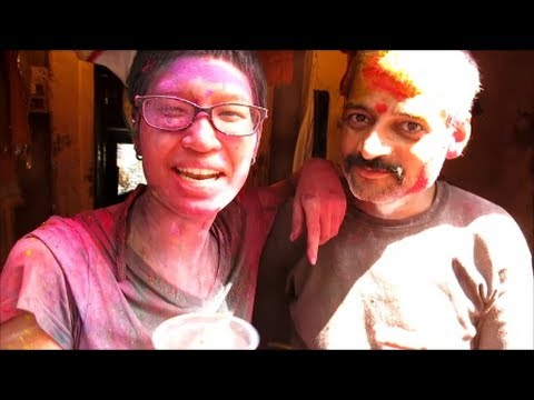 My Best Holi Celebrations in India