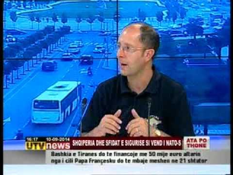 ATA PO THONE  ne UTV News Foto Duro, Geron Kamberi