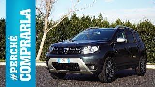 Dacia Duster (2018) | Perché comprarla... e perché no