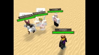 When your the only boy/guy in a party member | ROBLOX Elemental Battlegrounds