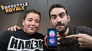 ABRIENDO COFRES A SUSCRIPTOR !! SORPRESA LEGENDARIA !! | Navalha - Freestyle Royale