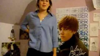 Justin bieber flirts with a teacher! (re-enactment)