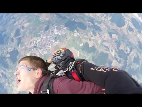 6.000 meters insane Skydive
