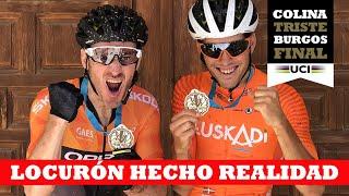 Final Colina Triste Burgos (UCI S2) | Ibon Zugasti