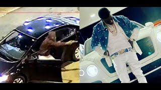 (Footage) Atlanta Bloods Robbing Boosie Youngdolph & Key Glock Caught On Tape..DA PRODUCT DVD