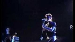 New Order live, 1985,