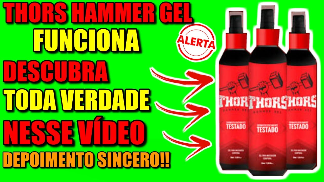 thors hammer gel site oficial