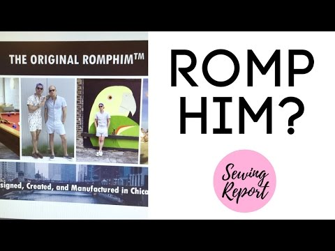 What the Hell is a ROMPHIM? | Sewing Shoutout on SNL 'Scorpio' | Organizing Projects | LIVE SHOW