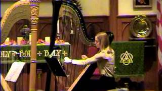 Watching the Wheat- Mindy Cutcher, harpist