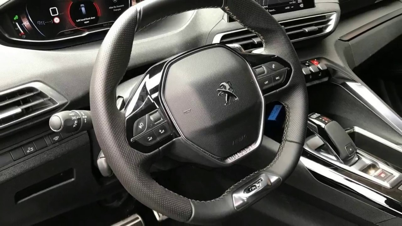 Peugeot 5008 2018 Review First Drive Youtube