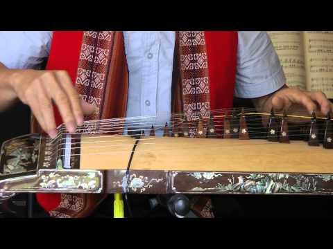 Đăng Thảo - THU HỒ & VARIATIONS - Đàn Tranh / Zither