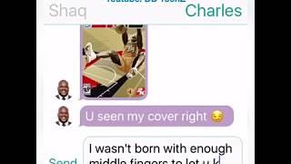 Nba 2k18 Shaq and Charles Barkley story