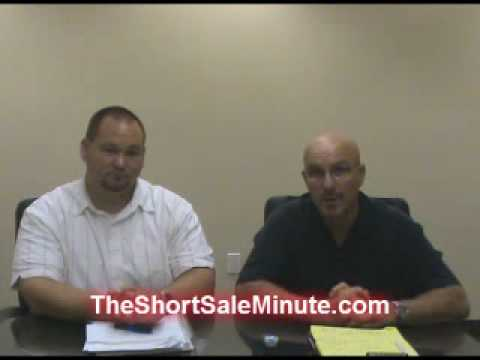 Short Sale Minute - How To Deal With Collection Companies