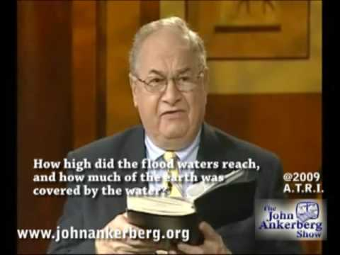 Did the Biblical flood cover the whole earth?