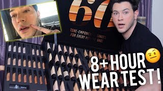 morphe-did-what-new-foundation-and-concealer-8-hour-wear-test-first-impressions